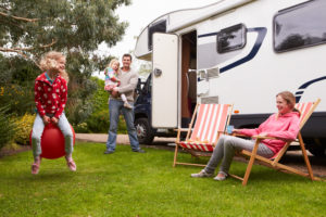 RV'ing - RV Resorts and Parks